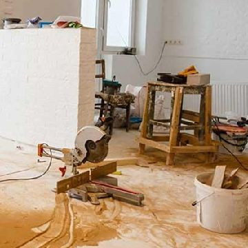 Thumbnail for Stay-At-Home Guidance Drives Home Remodeling Boom