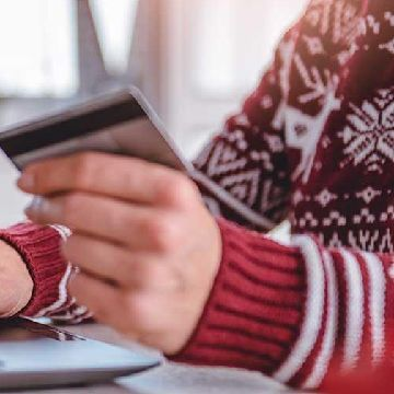 Thumbnail for Tips For Safe Online Holiday Shopping